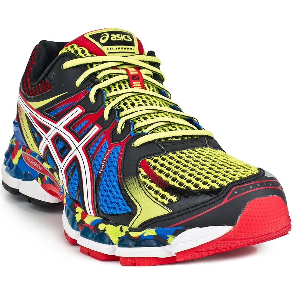 asics womens gel-nimbus 15 wide running shoe