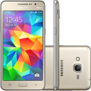 Smartphone Samsung Galaxy Gran Prime Duos G530B 8 GB Quad Core 1,2 Ghz DualChip Cam8.0 MP WiFi 5.0 ´ ´ G530B - DOU Dourado