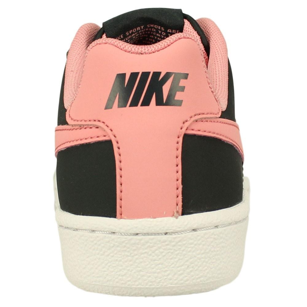 Tênis Nike Court Royale Gs Juvenil Preto