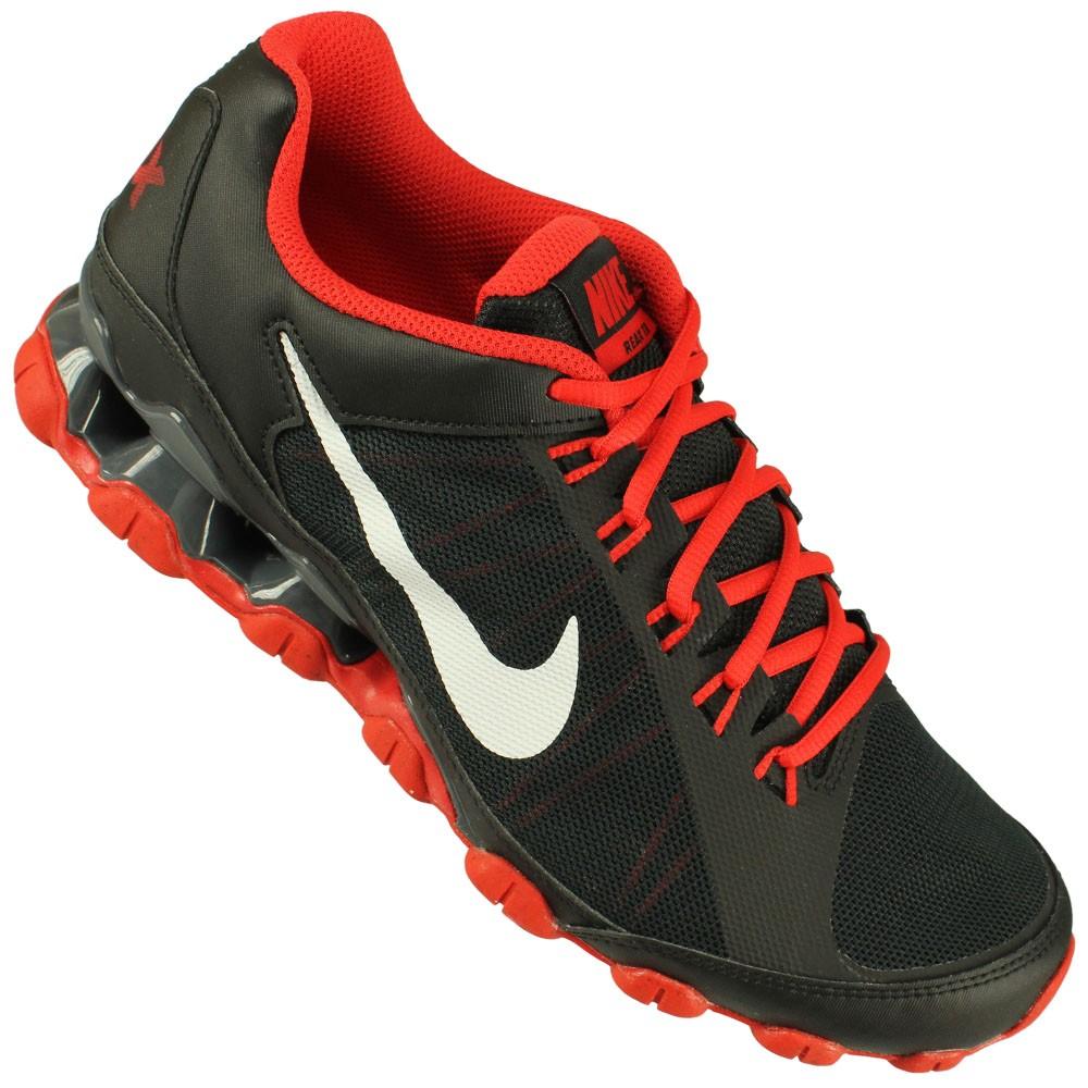 Tênis Nike Reax 9 Tr Msl Masculino Preto
