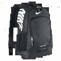 Mochila Nike Team Training Max Air BA4890 - 001 Preto e Branco - UN