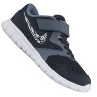 Tênis Nike Flex Experience 3 PSV 653702 - 008 Grafite e Branco - 33
