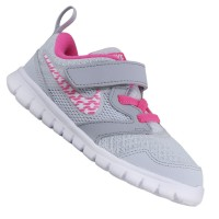 Tênis Nike Flex Experience 3 TDV 653700 - 004 Cinza e Pink - 24