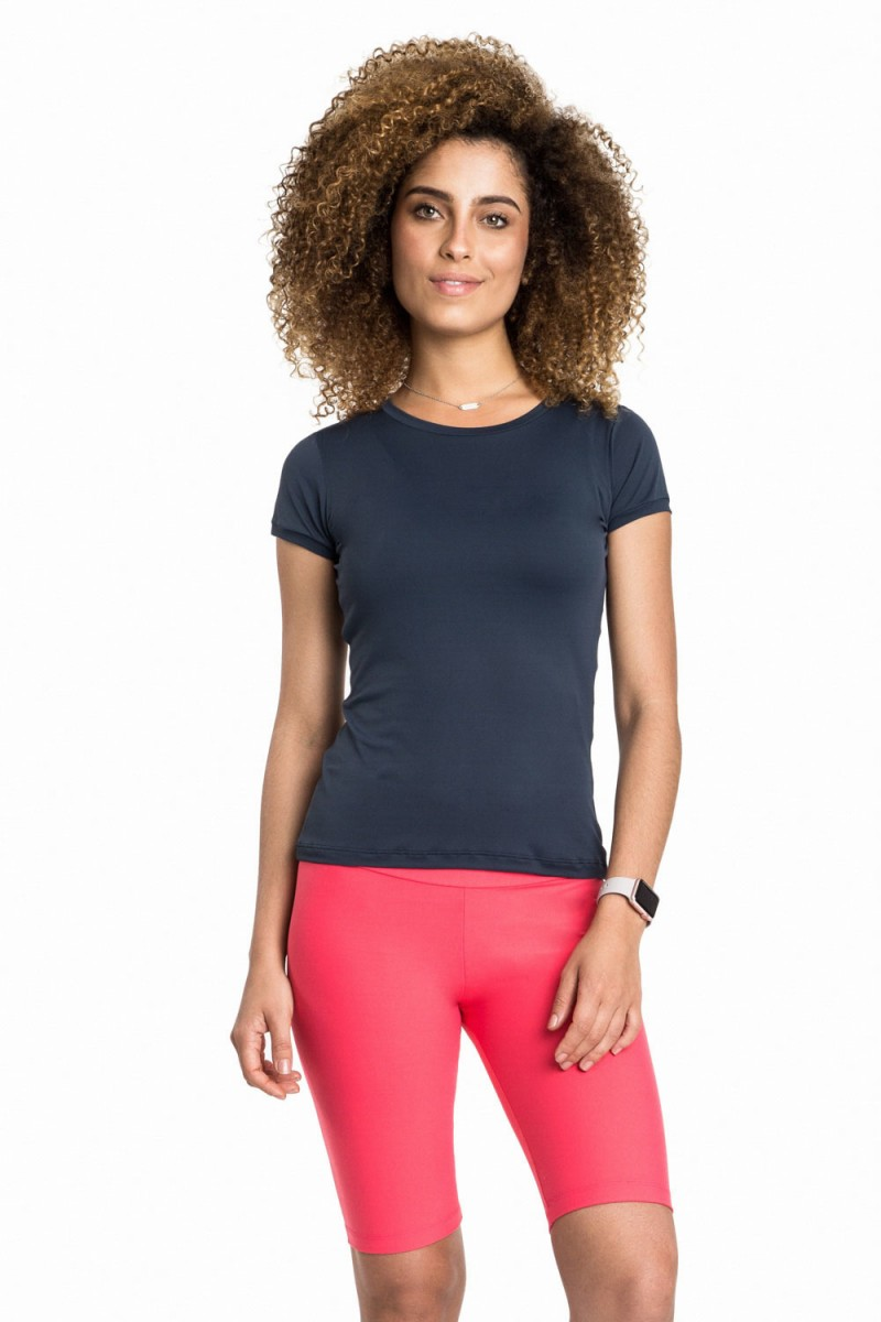 Blusa Live Baby Look Comfy Basic Mho