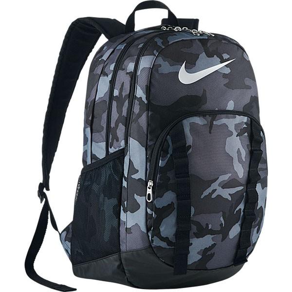 Mochila Nike Brasilia 7 Backpack Graphic Gft / pto Un