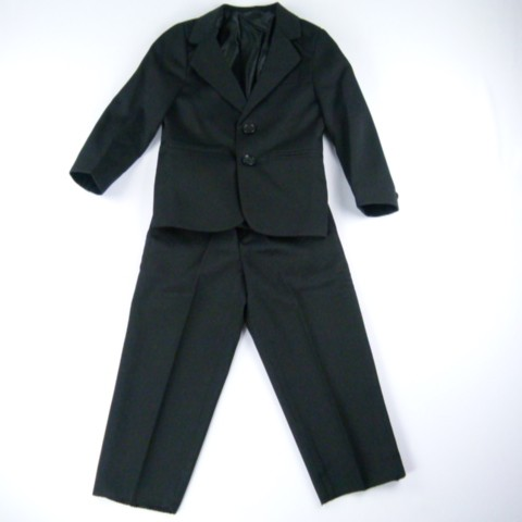 Costume Infantil Breda - 030640 Preto