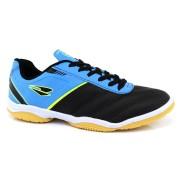 Tênis Masculino Indoor Dray - AZUL CLARO / PTO 5150 Cod: 5457