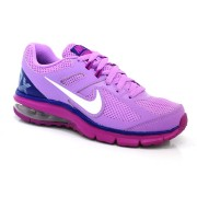 Tênis Nike W Air Max Defy 599390 - 504 LILAS / BCO / MARINHO
