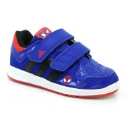 Tênis Infantil Adidas Lk Spider B24569 ROYAL / PRETO / VERMELHO