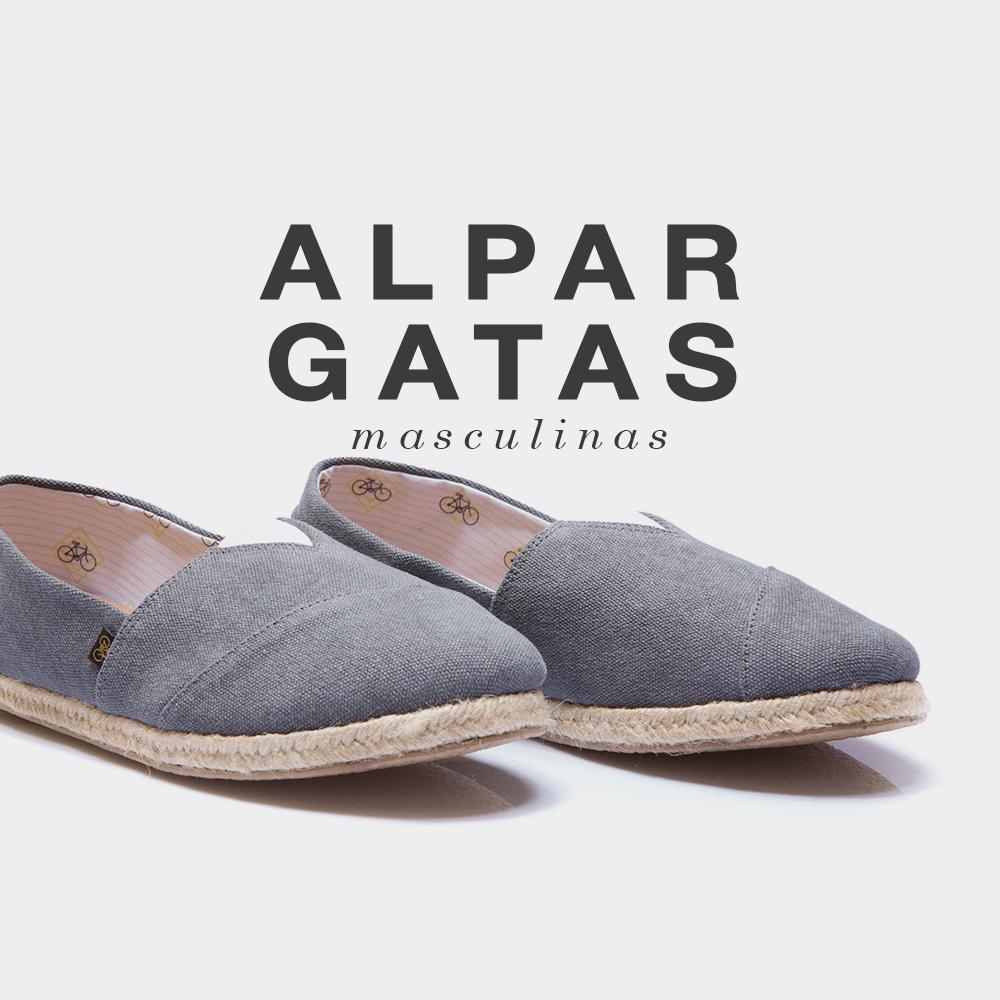 Banner shoes masculino alpargata