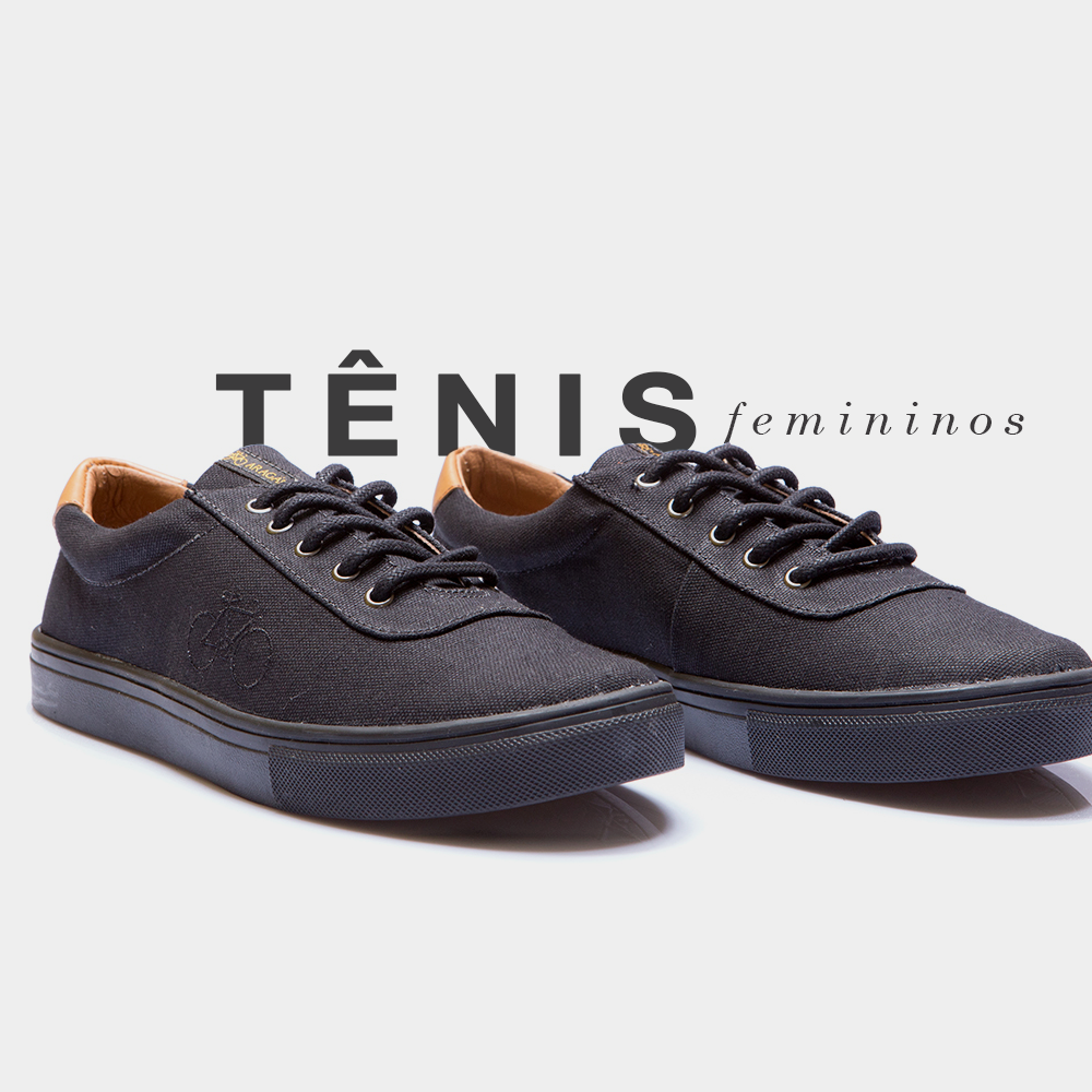 Banner shoes feminino Tenis
