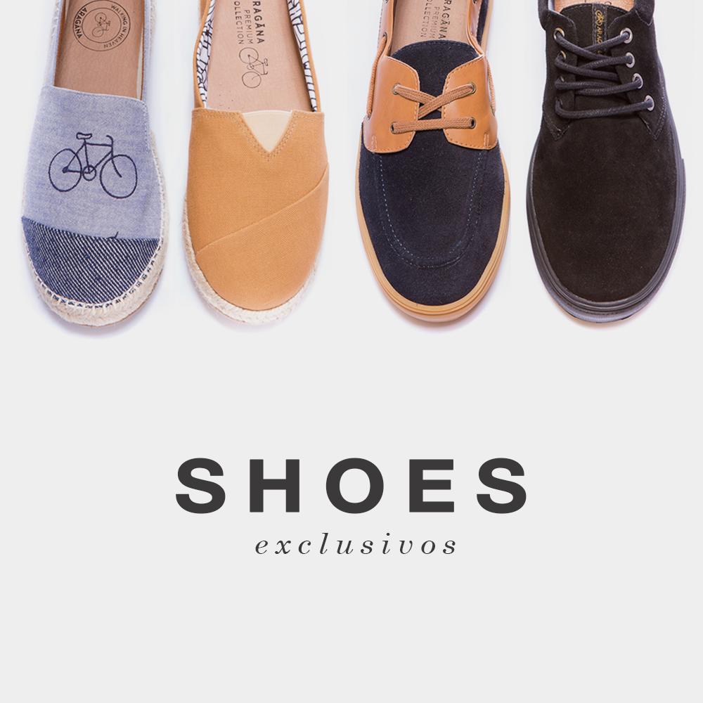 Lista de Produtos shoes