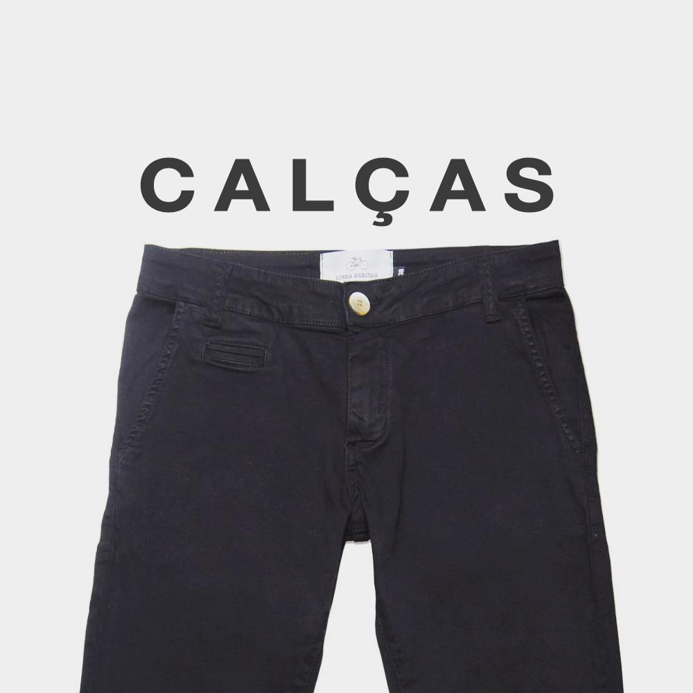 Lista de Produtos calças