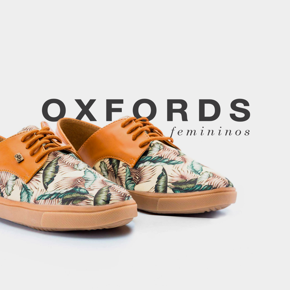 Banner shoes feminino oxford