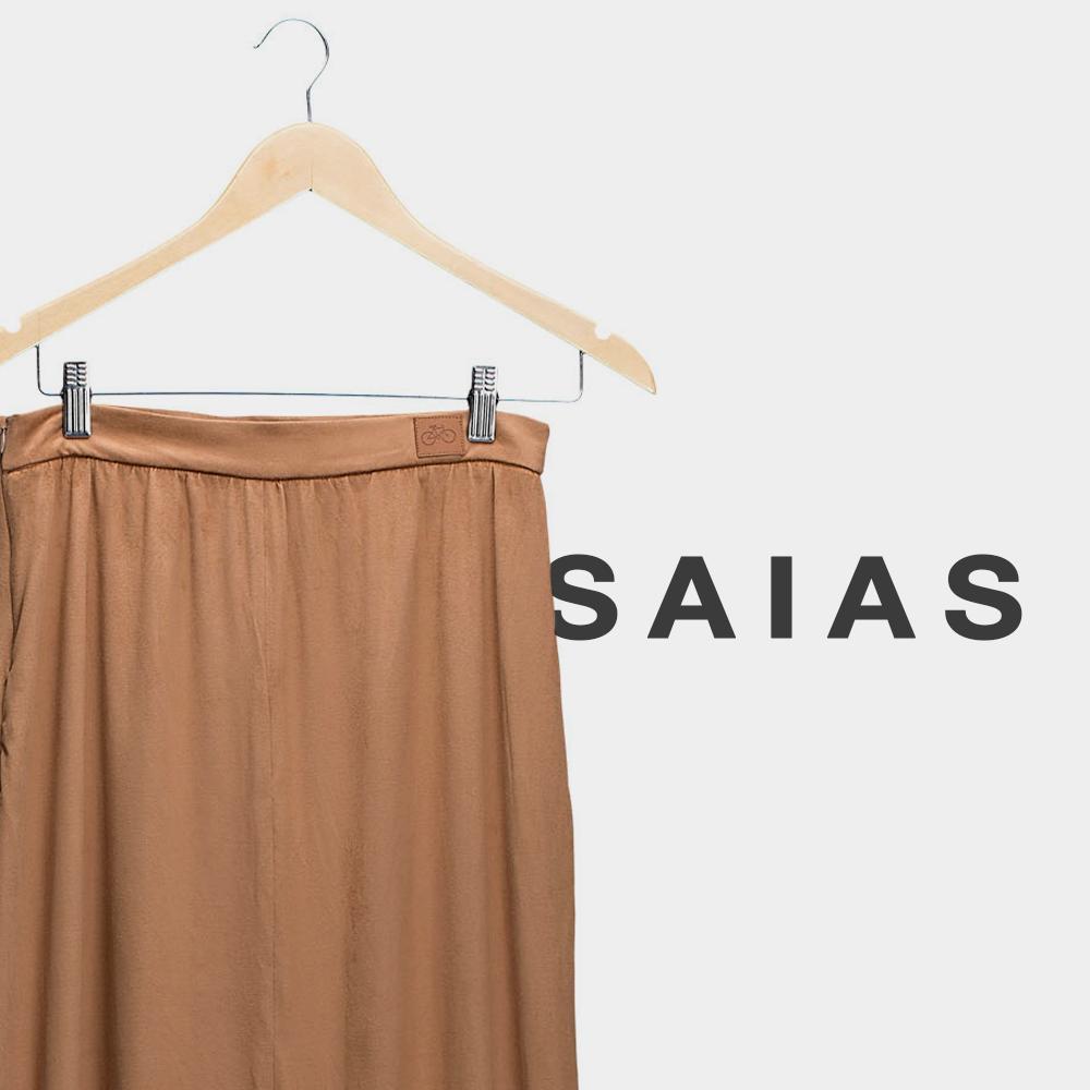 Lista de Produtos saias