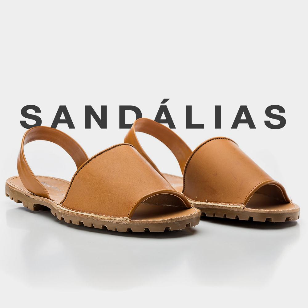 Lista de Produtos Sandalias