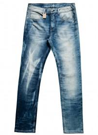 Imagem - Calça Skinny Jeans Claro - 2.1006