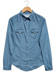 Imagem - Camisa Jeans Claro - 2.504