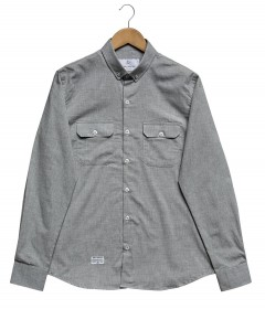 Imagem - Camisa Masculina Cinza - 2.498