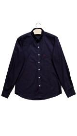 Imagem - Camisa Aragäna Masculina Azul/Vermelho - 2.2045