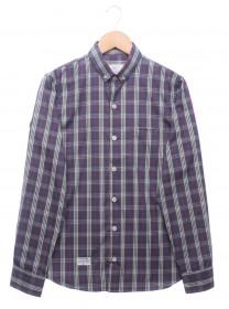 Imagem - Camisa Masculina Xadrez Azul - 2.435