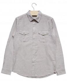 Imagem - Camisa Semi Social Areia - 2.773