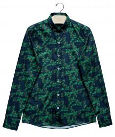 Imagem - Camisa Slim Guaraná Planta - 2.968