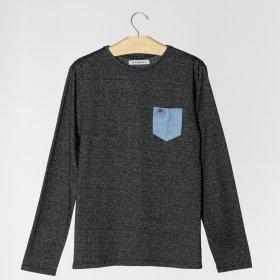 Imagem - Camiseta Aragäna Masculina Oxford - 2.2180
