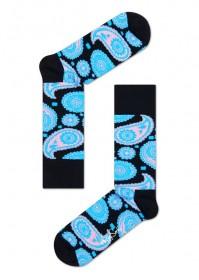 Imagem - Meia Happy Socks Bandana | Azul/Marinho - 2.757