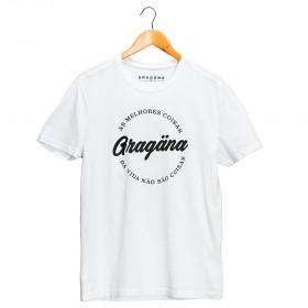Imagem - T-shirt As melhores coisas da vida não são coisas | Branco - 2.1191