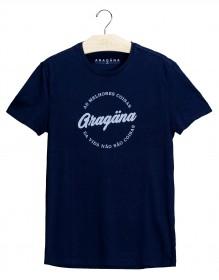 Imagem - T-shirt As melhores coisas da vida não são coisas | Marinho - 2.1192