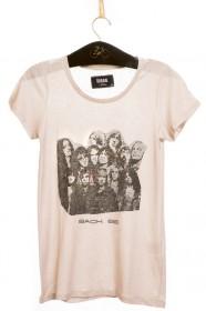 Imagem - T-shirt Black 80 Areia - 2.302