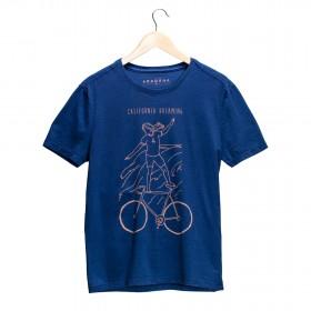 Imagem - T-shirt California dreaming | Marinho - 2.1200