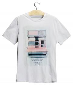 Imagem - T-shirt Camêra Dorothea Lange   Branca - 2.1199