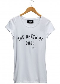 Imagem - T-shirt Feminina The Death Of Cool Branca - 2.483