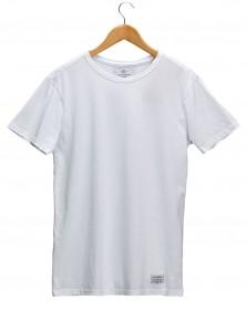 Imagem - T-shirt Masculina Lisa Branca - 2.479