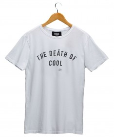 Imagem - Camiseta Aragäna Masculina The Death Of Cool Branca - 2.485