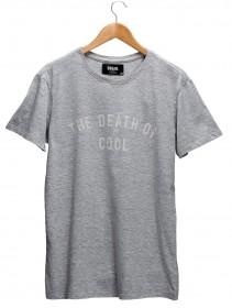 Imagem - Camiseta Aragäna Masculina The Death Of Cool Cinza - 2.490