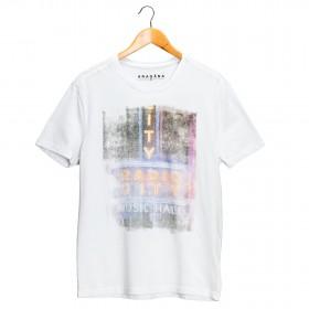 Imagem - T-shirt Rádio City | Branco - 2.1193
