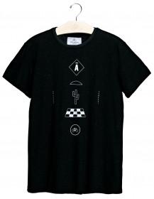 Imagem - T-shirt Risque Cactos | Preta - 2.1008