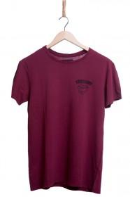 Imagem - Camiseta Aragäna Masculina Temple Vinho - 2.242