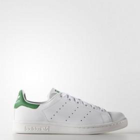 Imagem - Tênis Adidas Feminino Stam Smith Junior | Branco/Verde - 2.1964