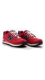 Imagem - Tênis Masculino New Balance ML574POR Vermelho - 2.221