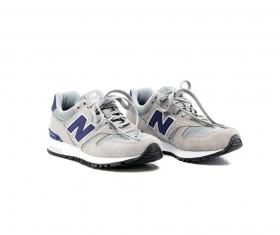 Imagem - Tênis New Balance wl565pi | Cinza/Roxo - 2.984