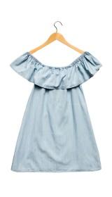 Imagem - Vestido Ombro | Jeans - 2.1090