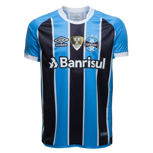 Camisa Umbro Grêmio Fan Of 1 2017 C/N