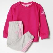 Imagem - Abrigo Adidas SP Crew Jog Infantil