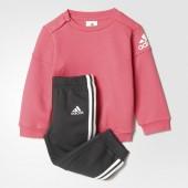 Imagem - Abrigo Infantil Adidas Crew Jogger