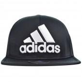 Imagem - Bon� Adidas Logo Flat Fitted