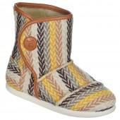 Imagem - Bota Perky Shoes Tranças Naturais